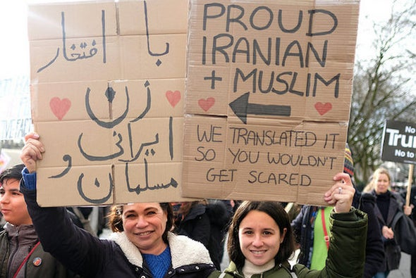 Why Data Science Argues against a Muslim Ban