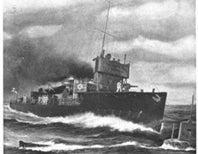 Ramming a Submarine, 1914