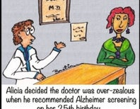 Alzheimer Disease: How Soon Would You Want To Know?
