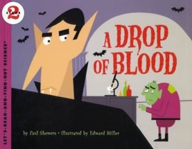 A Hallowe'en science book recommendation for kids.