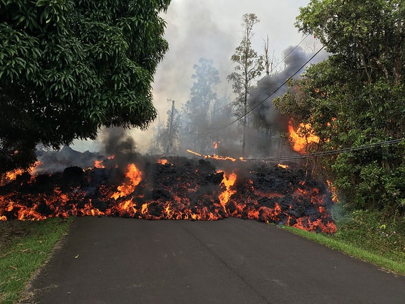 Leilani Estates Eruption: No End in Sight
