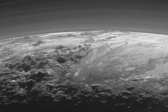 Something Wonderful: New Horizons's Encounter with Pluto