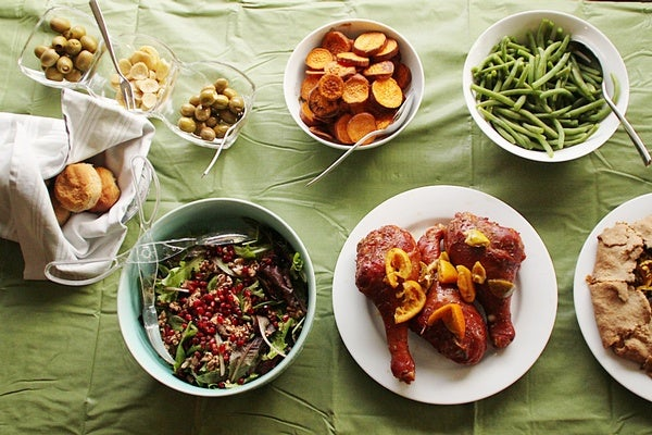 Don't Throw Away Those Leftovers! Saving Food Will Save Energy