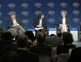 Scientific American at the World Economic Forum in Davos