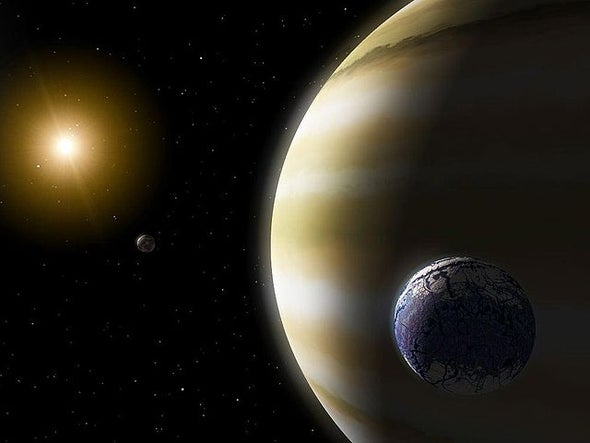 Are Astronomers on the Verge of Finding an Exomoon?