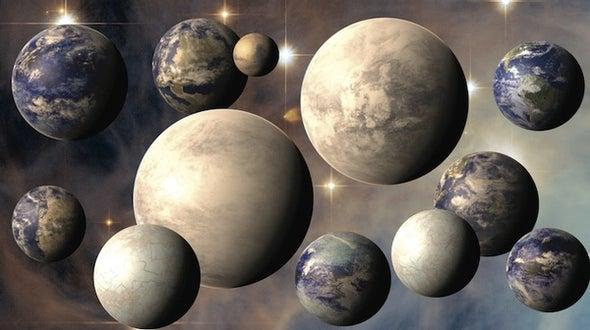 A Trillion Worlds