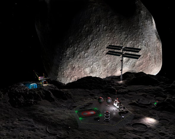 We Need a Space Resources Institute