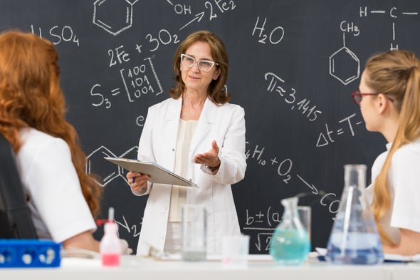 Why Scientists Should Have Leadership Skills