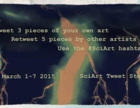 The Greatest Gallery On Earth Right Now is the SciArt Hashtag