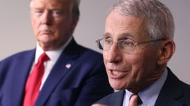 Why Would Anyone Distrust Anthony Fauci?