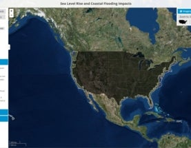 Map Monday: Will Global Warming Drown Your Hometown?