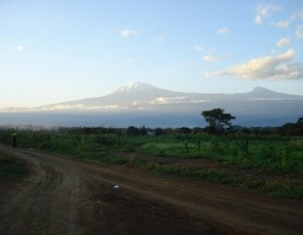 Whiskey on the Rocks: A Taste of Climbing Kilimanjaro