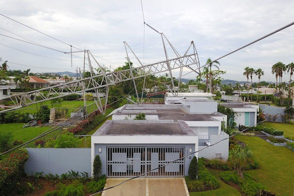 Challenges for Science in Post-Hurricane Puerto Rico