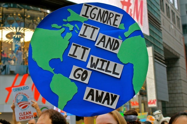 We're Thinking about Climate Change the Wrong Way - Scientific American