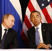 Obama and Putin to Seek End of War