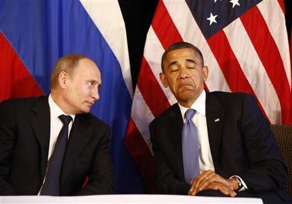 Obama and Putin to Seek End of War