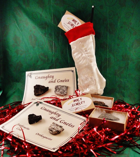 Last-Minute Geologic Gifts