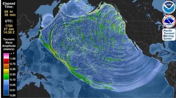 Thunderbird and the Orphan Tsunami: Cascadia 1700