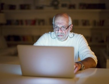 Older Adults Are Especially Prone to Social Media Bubbles
