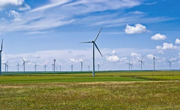 """Report: Onshore Wind Is """"Fully Competitive"""" Versus Fossil Fuels in Some Parts of the World"""