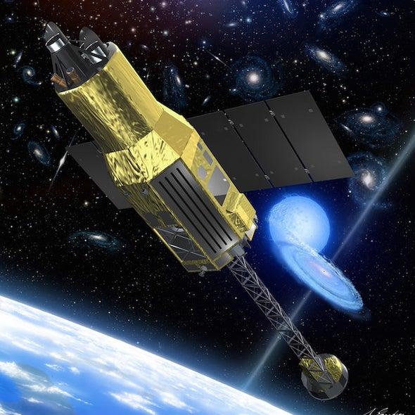 What Killed Japan's Hitomi X-Ray Satellite?