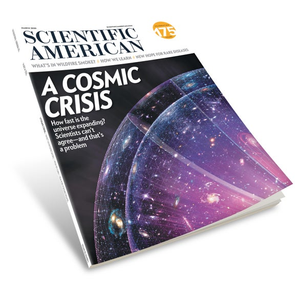 Introducing the March 2020 Issue