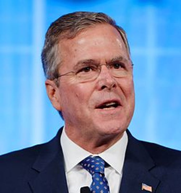 Jeb Bush Says GOP Should Be the Party of Science
