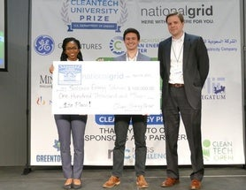 Solstice Wins MIT Clean-Energy Prize with Smart-Energy System for Developing Nations