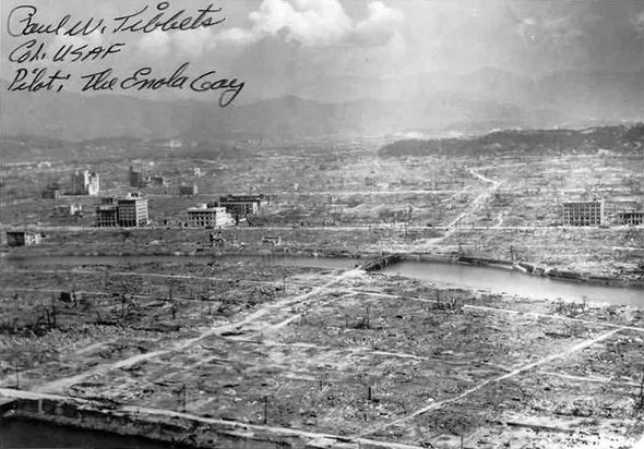 "Historian Contemplates ""Ugly"" Reality of Hiroshima and Nagasaki"