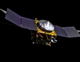 MAVEN Maneuvers into Orbit Tonight