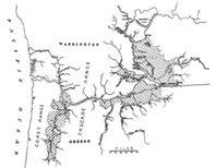 Mapping Noah's Flood in Washington's Scablands