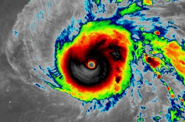 Earth May Have Just Seen Its 8th Strongest Tropical Cyclone on Record