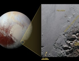 Krun Macula Meets Sputnik Planum on Pluto [Video]