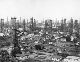 Photo Friday: California's Signal Hill Oil Field (1923)