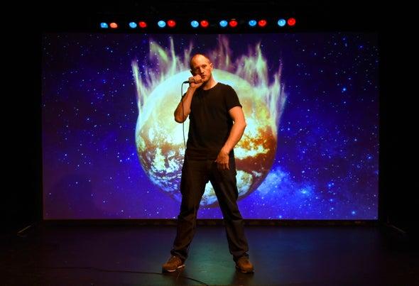 Rapper's Lyrics about Climate Change Are Smart