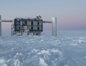Scientists Find First Neutrinos from Distant Space [Video]