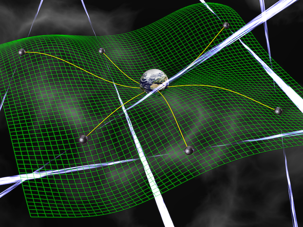 Searching for the Gravitational Waves LIGO Can't Hear