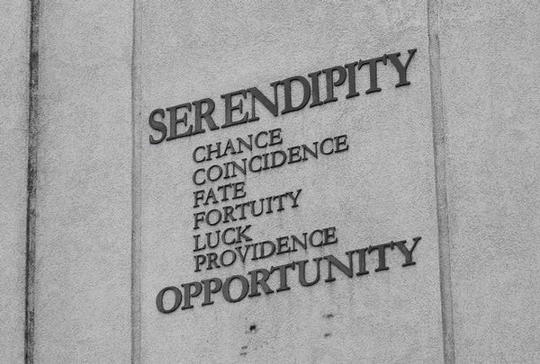 Harnessing Serendipity