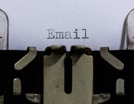Is email one of the last private spaces online?