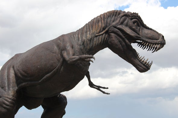 Long Live the Fuzzy <i>T. rex</i>