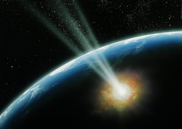 To Find Earth-Threatening Comets and Asteroids, Think Small