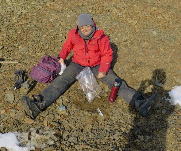Pescar en el Jurásico