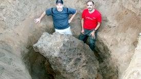 Argentina guarda un tesoro de meteoritos que reclama más protección