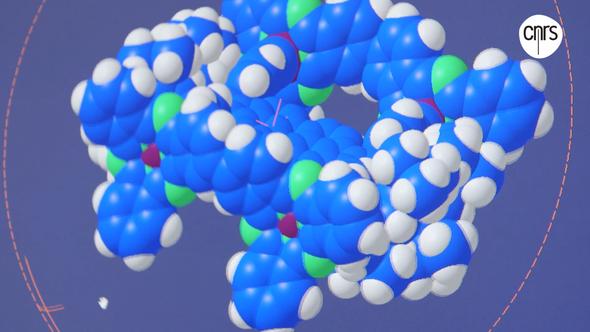 Nanoautos se preparan para la carrera molecular más sorprendente del mundo