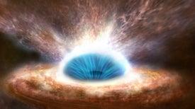 Los agujeros negros gobiernan el destino de las galaxias