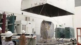 La nave espacial soñada por Al Gore se prepara para su lanzamiento