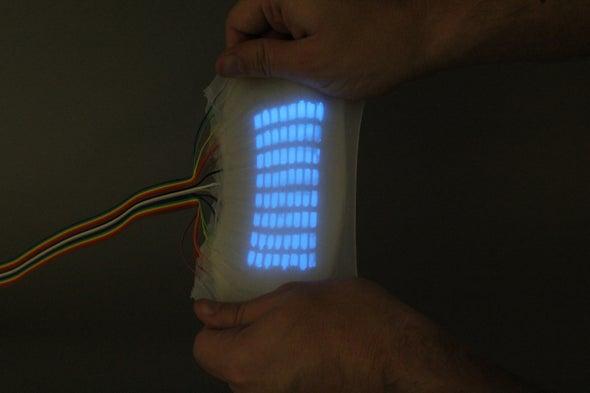 Científicos crean piel artificial para robots inspirados en la epidermis de los pulpos