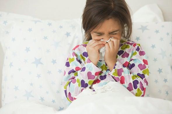 La cepa de gripe que más le afecta depende del año en que nació