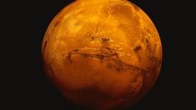 Tsunamis gigantes anegaron el antiguo Marte