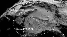 Philae encuentra compuestos orgánicos en su cometa